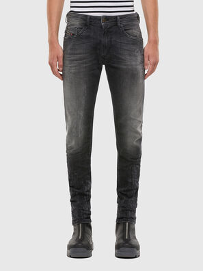 Thommer 009IU, Black/Dark grey - Jeans