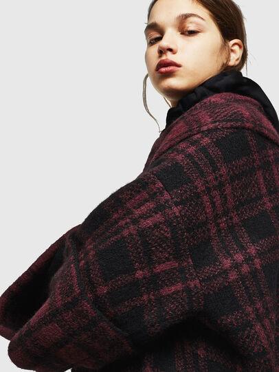 Diesel - M-BOU, Dark Violet - Knitwear - Image 3