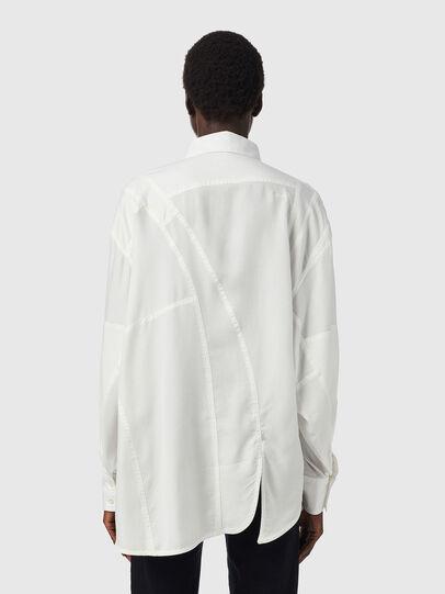 Diesel - C-VALERIA-A, White - Shirts - Image 2