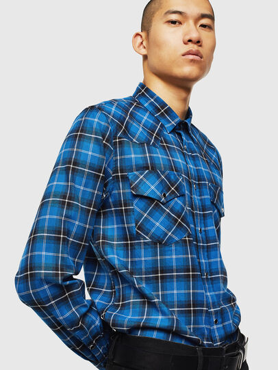 Diesel - S-EAST-LONG-N,  - Shirts - Image 4