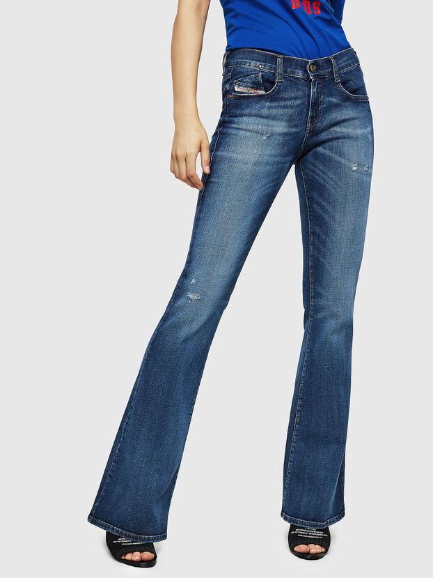 D-Ebbey 069FY, Medium blue - Jeans