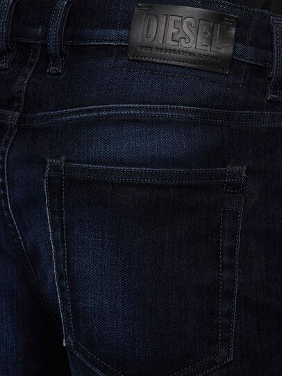 Diesel - D-Vider 009KU, Dark Blue - Jeans - Image 4