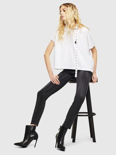 Diesel - T-JALA, White - T-Shirts - Image 6