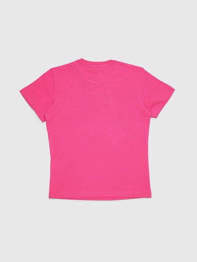Diesel - TFOIL, Pink - T-shirts and Tops - Image 2