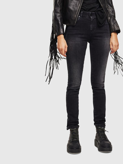 Diesel - Sandy 0096P, Black/Dark grey - Jeans - Image 1