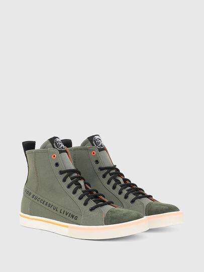 Diesel - S-DVELOWS ML, Military Green - Sneakers - Image 2