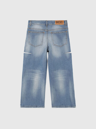 Diesel - WIDEE-J-SP1, Light Blue - Jeans - Image 2