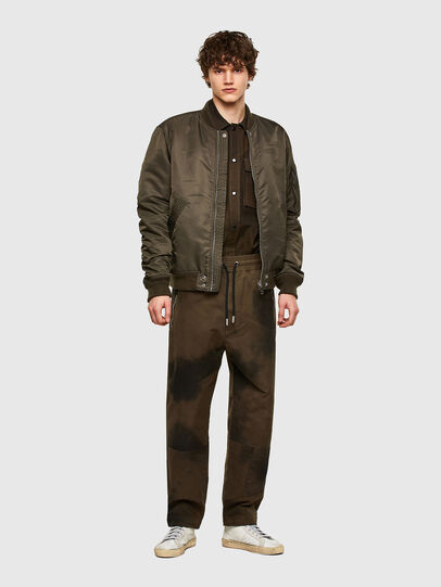 Diesel - P-HILL, Military Green - Pants - Image 5