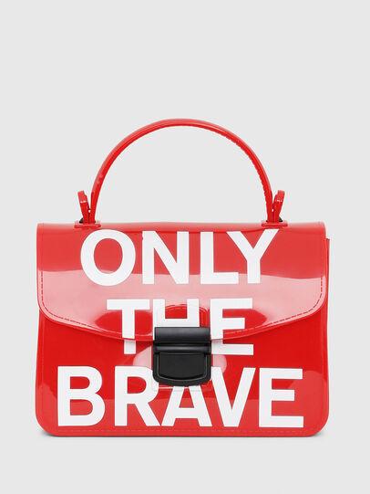 Diesel - ORMELLE, Red - Crossbody Bags - Image 1