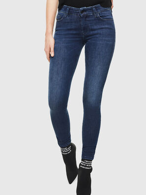 Slandy 0890K, Dark Blue - Jeans