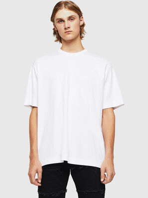 TEORIALE-X3, White - T-Shirts