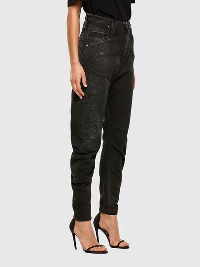 Diesel - D-Plata JoggJeans® 009DS, Black/Dark grey - Jeans - Image 6