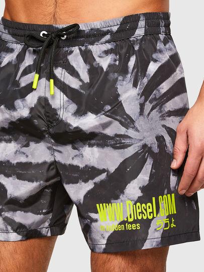 Diesel - BMBX-WAVE 2.017, Black - Swim shorts - Image 3