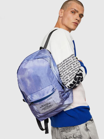Diesel - BAPAK, Lilac - Backpacks - Image 7