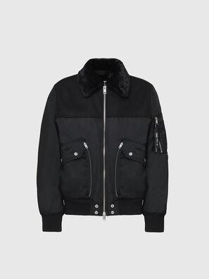 W-LOUIS, Black - Winter Jackets