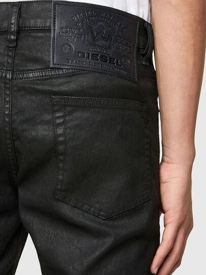 Diesel - D-Strukt 069TK, Black/Dark grey - Jeans - Image 3
