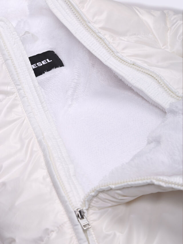 KIDS JANICE-NB, White - Jackets - Image 3
