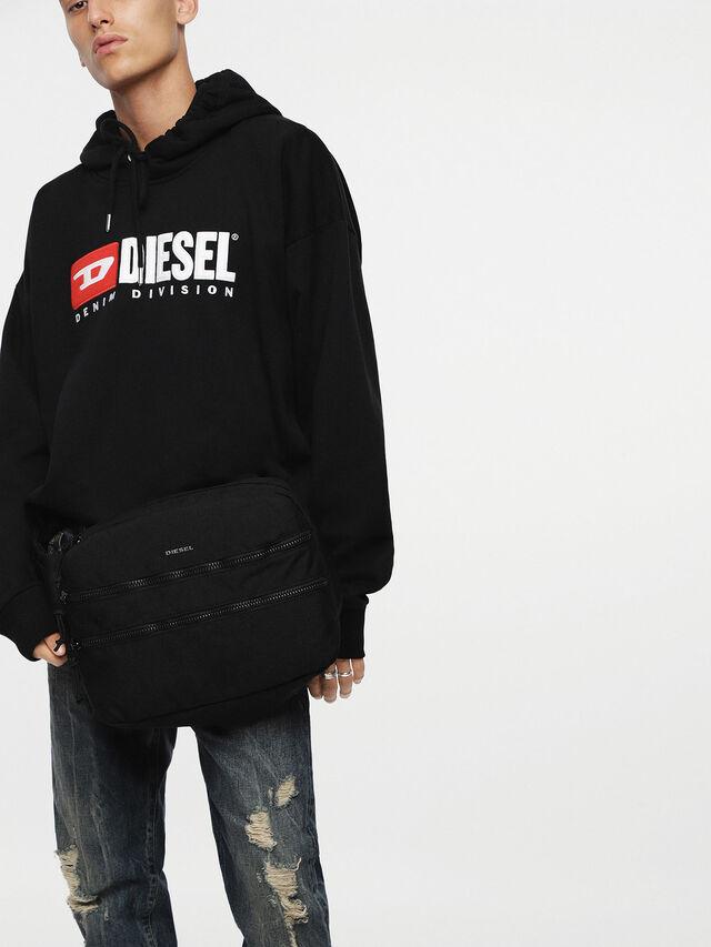 Diesel F-URBHANITY CROSSBOD, Black - Backpacks - Image 4