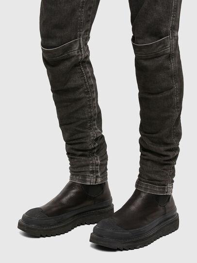 Diesel - D-Dean 009LI, Black/Dark grey - Jeans - Image 5