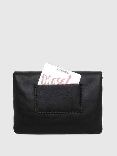 Diesel - REBUTYA S, Black - Crossbody Bags - Image 5