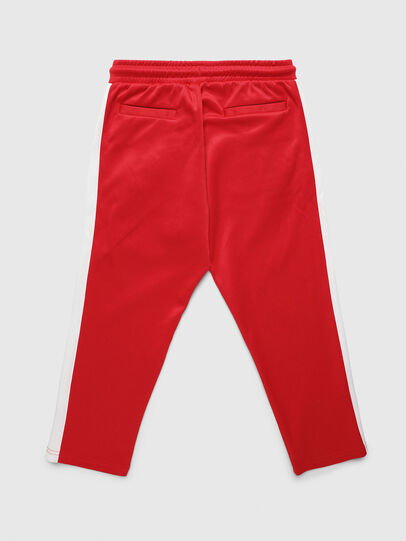 Diesel - PDMITRY, Red/White - Pants - Image 2