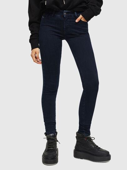 Diesel - Slandy 0094Y, Dark Blue - Jeans - Image 1