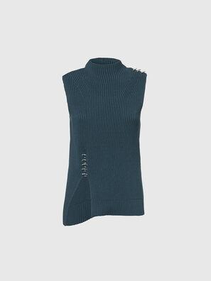 M-ESSIE, Dark Green - Knitwear