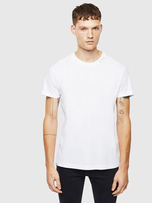 T-GROSSI, White - T-Shirts