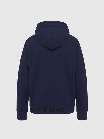 Diesel - S-ELECTRUM, Night Blue - Sweaters - Image 2