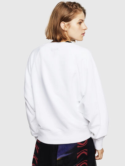 Diesel - F-HENNY-D, White - Sweaters - Image 2