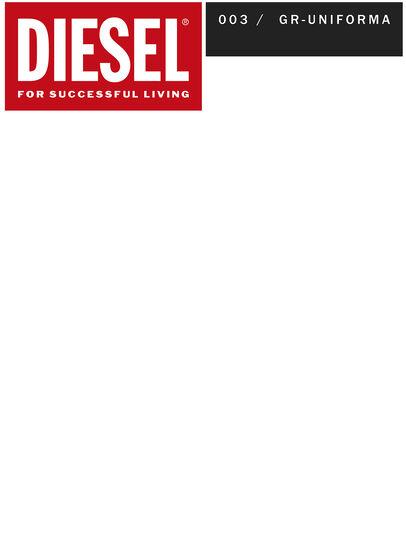 Diesel - GR02-P303-P, White - Shorts - Image 2
