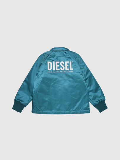 Diesel - JAKIO, Water Green - Jackets - Image 2