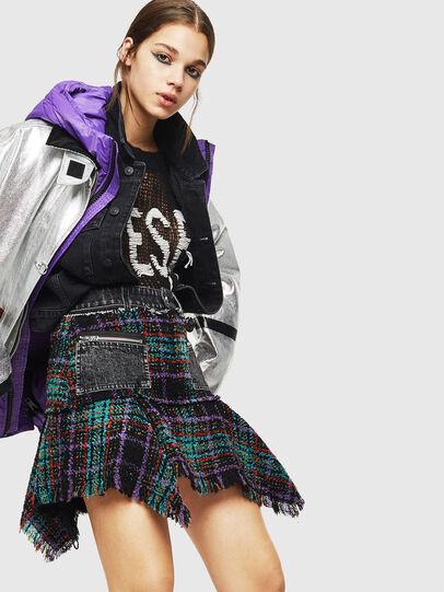 Diesel - O-BRYEL,  - Skirts - Image 4