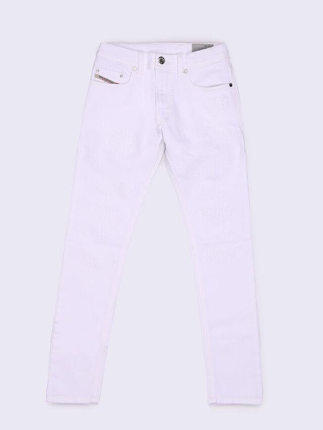 Diesel - TEPPHAR-J-N JOGGJEANS, White Jeans - Jeans - Image 2