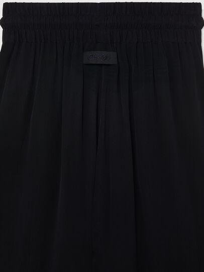 Diesel - P-CHINILLE-WOV, Black - Pants - Image 4