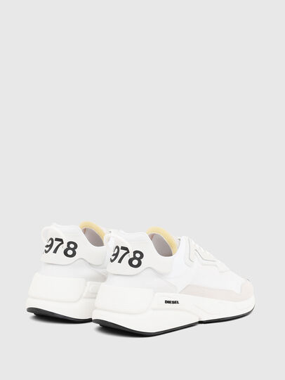 Diesel - S-SERENDIPITY LC W, White - Sneakers - Image 3