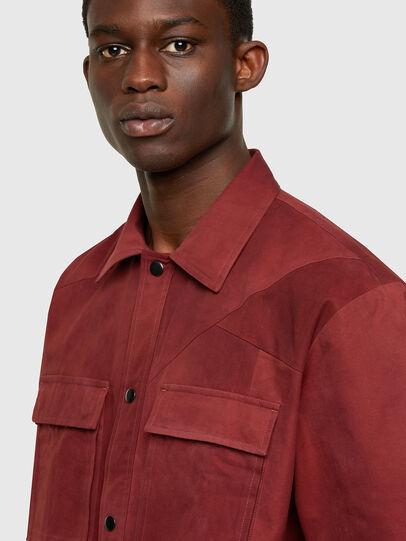 Diesel - S-GUNN-TIE, Red - Shirts - Image 3