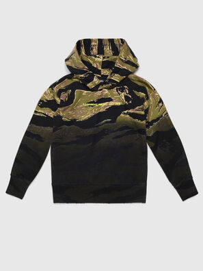 SALBYTIGERCAM OVER, Military Green - Sweaters