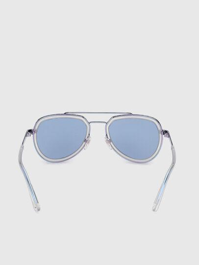 Diesel - DL0266, Blue - Sunglasses - Image 4