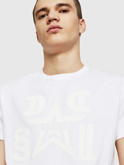 Diesel - T-DIEGO-A8,  - T-Shirts - Image 4
