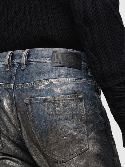 Diesel - D-Vider 0091J, Medium blue - Jeans - Image 5