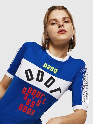 T-HEIA-B, Brilliant Blue - T-Shirts