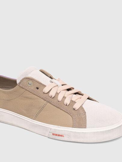 Diesel - S-MYDORI LC W, Beige - Sneakers - Image 6