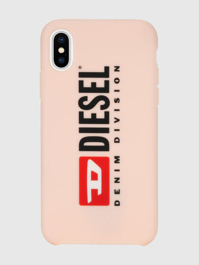 Diesel - DIESEL PRINTED CO-MOLD CASE FOR IPHONE XS & IPHONE X, Face Powder - Cases - Image 2