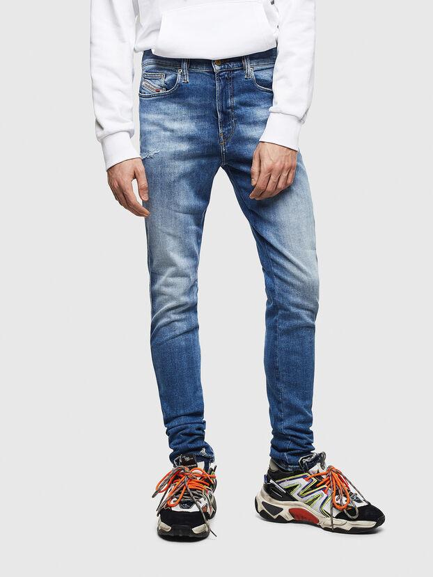 D-Istort 009CJ, Medium blue - Jeans
