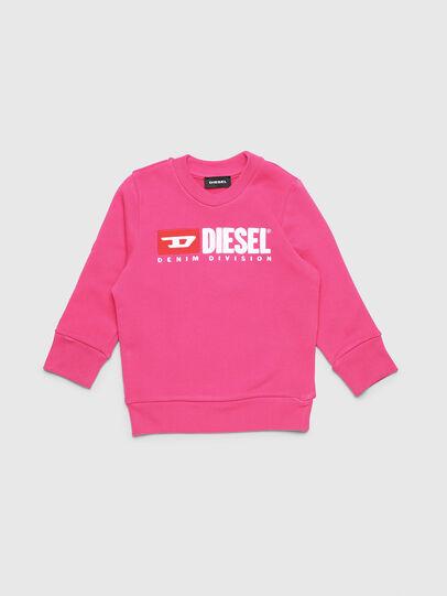 Diesel - SCREWDIVISIONB-R, Hot pink - Sweaters - Image 1