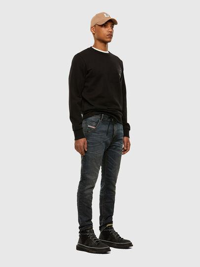 Diesel - Krooley JoggJeans 069NS, Dark Blue - Jeans - Image 6
