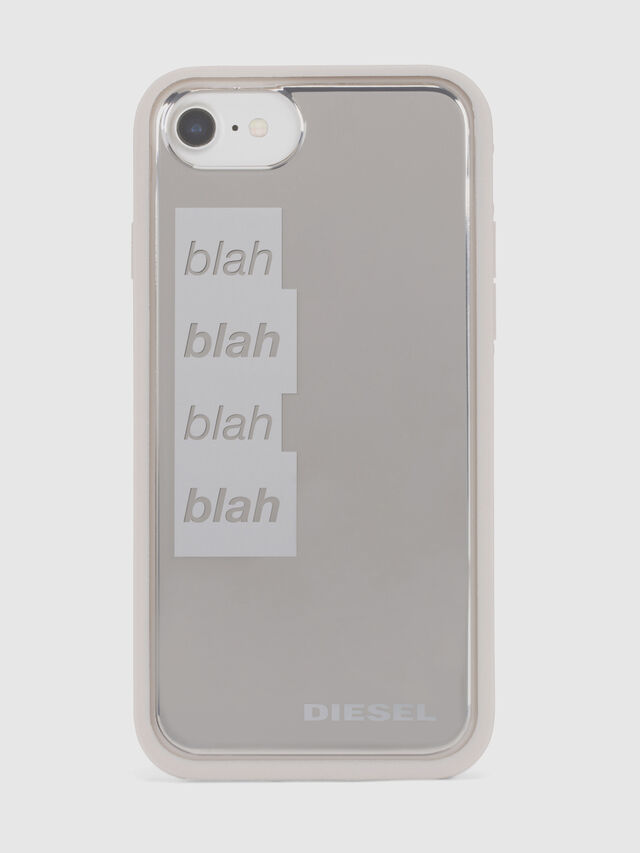 BLAH BLAH BLAH IPHONE 8/7/6s/6 CASE, White