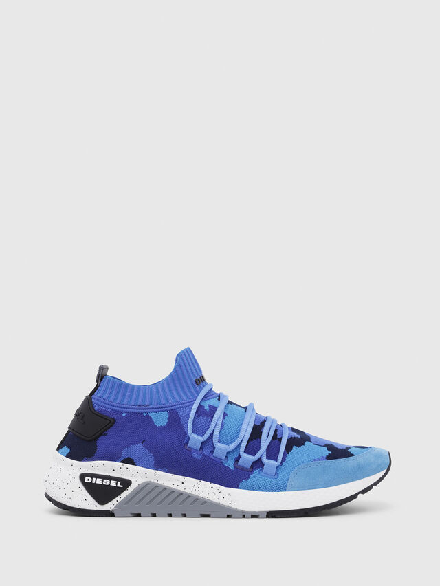 Diesel - S-KB SL, Azure - Sneakers - Image 1
