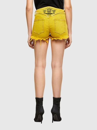 Diesel - DE-BATY-SP1, Yellow - Shorts - Image 2